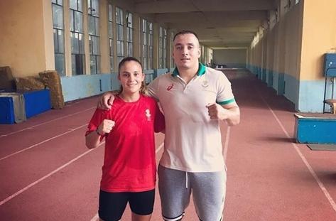 """Ивет Горанова и Радослав Панталеев подкрепят """"Спорт на открито"""""""