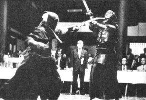 Катате-цуки: ипонът, който печели първата световна титла по кендо
