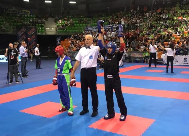 България с отборна титла на Европейското по кикбокс в Гьор