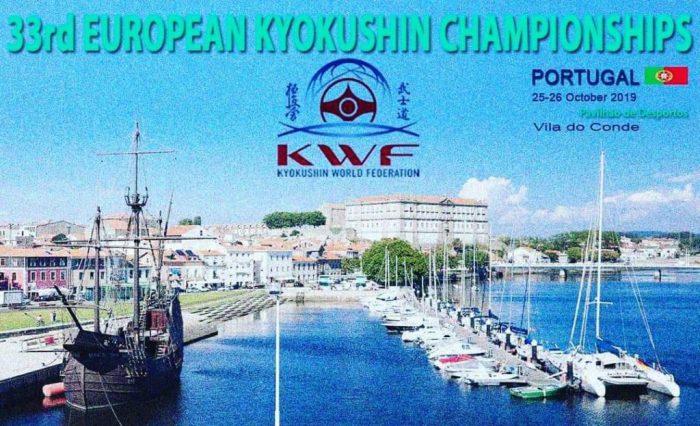 Португалия приема KWF Европейското по киокушин