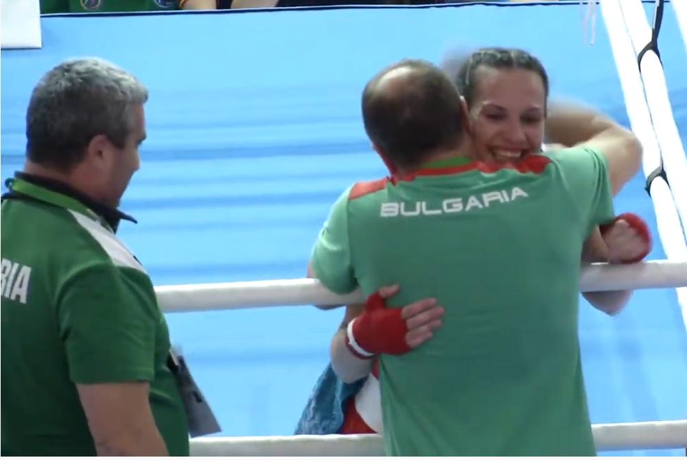 Успешен старт за Станимира Петрова в Мадрид