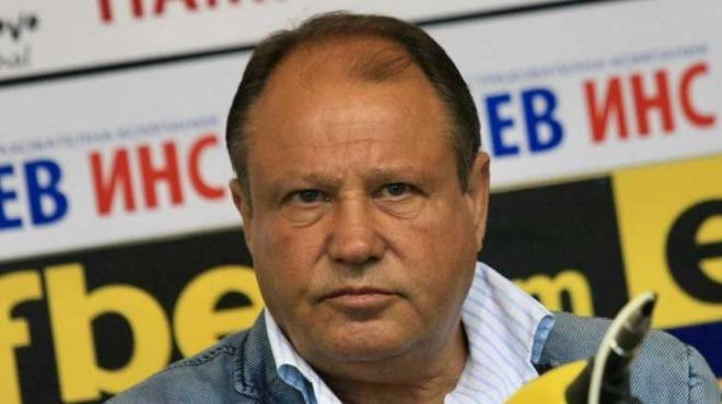 Петър Лесов: Кубрат не беше подготвен за мача с Джошуа