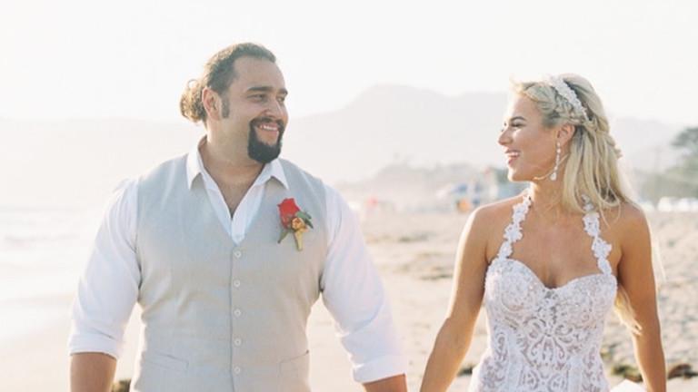 Русев и Лана отбелязаха три години от сватбата