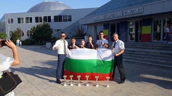 22 медала за България от Световното по Кунг Фу