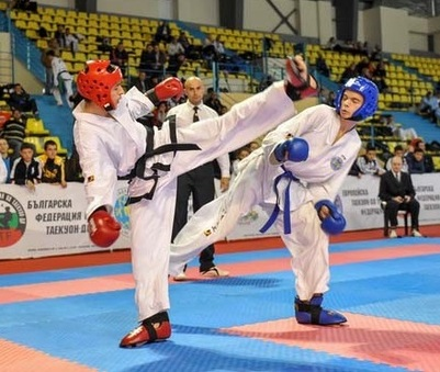 Таекуондистите тренират в Пловдив преди Световното