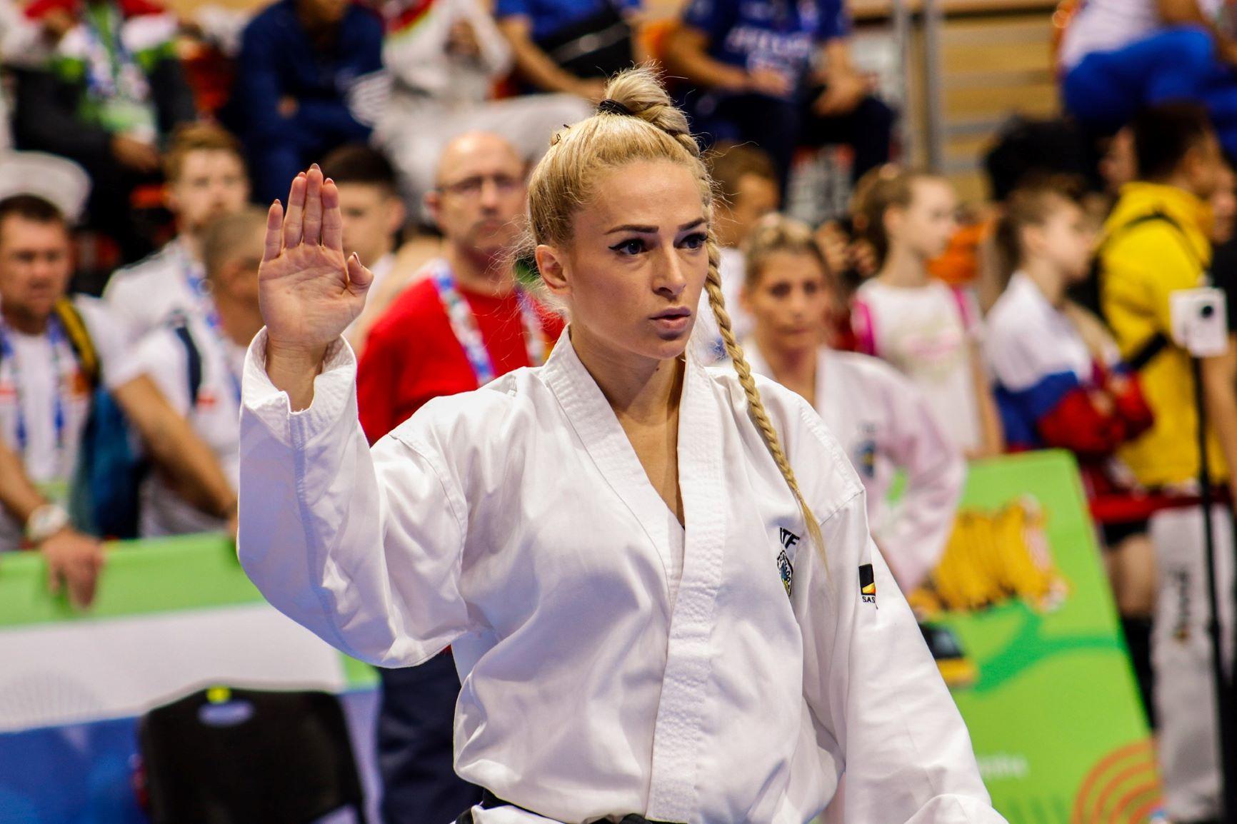 Албена Ситнилска и Рами Шау триумфираха със световни титли