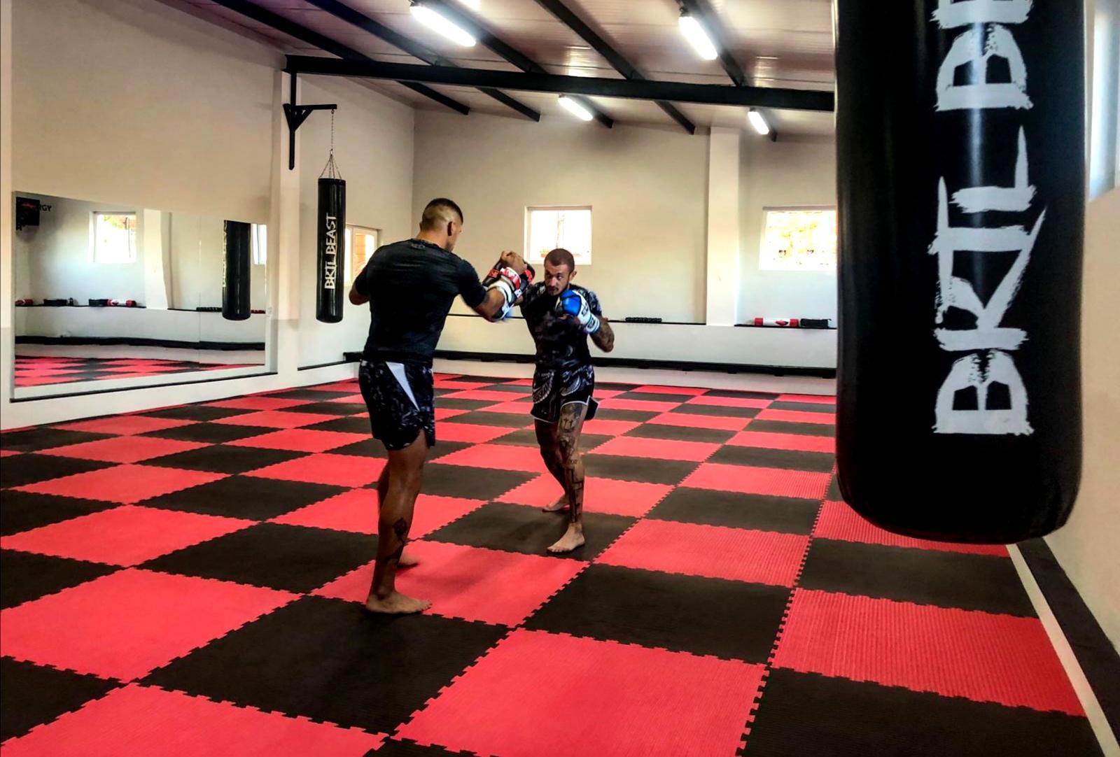 Бойните спортове в Петрич оживяват с нов спортен център (СНИМКИ)