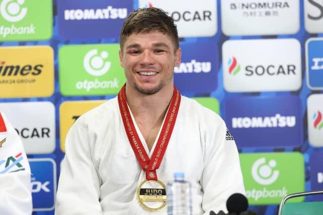 Световен шампион по джудо дарява джудогито си за благотворителност