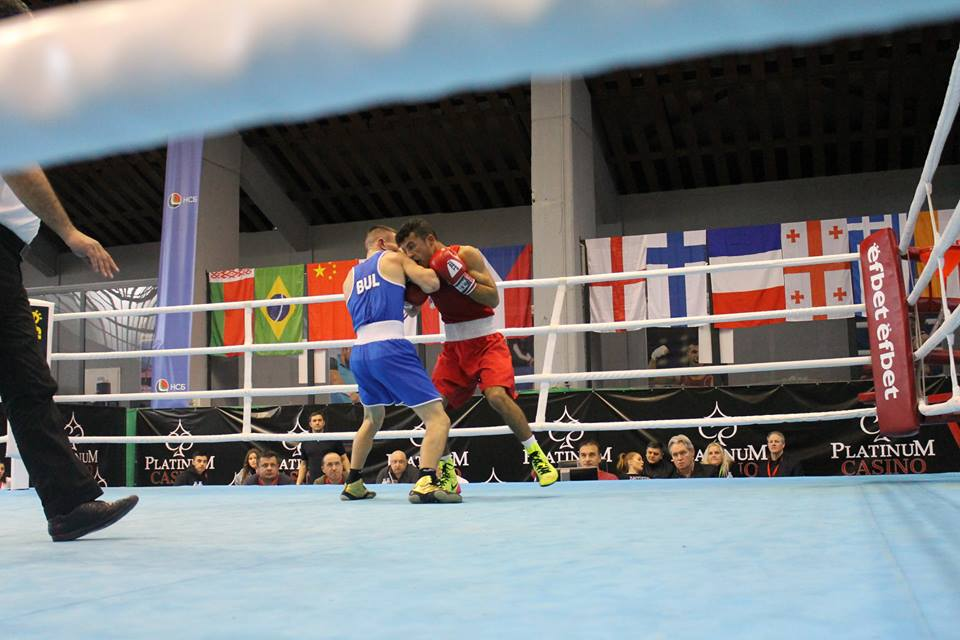 Кирил Русинов загуби от израелец на Световното по бокс