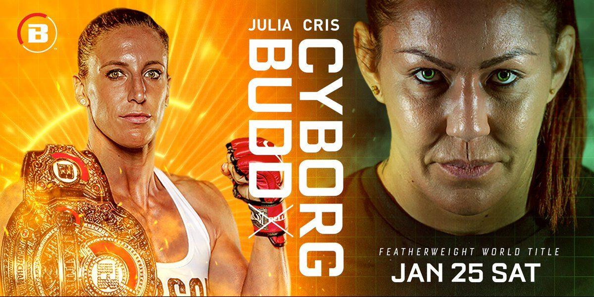 Официално: Джулия Бъд ще брани титлата срещу Крис Сайборг