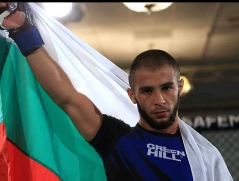 Балкански шампион по ММА в подгряващата среща на GRAND FIGHT ARENA