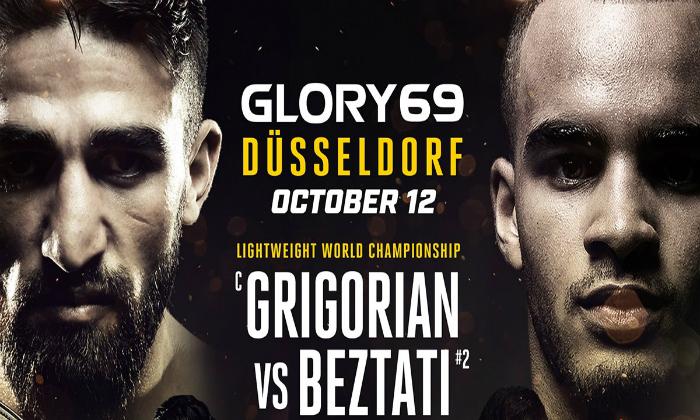 От GLORY обявиха нов звезден мач за октомври