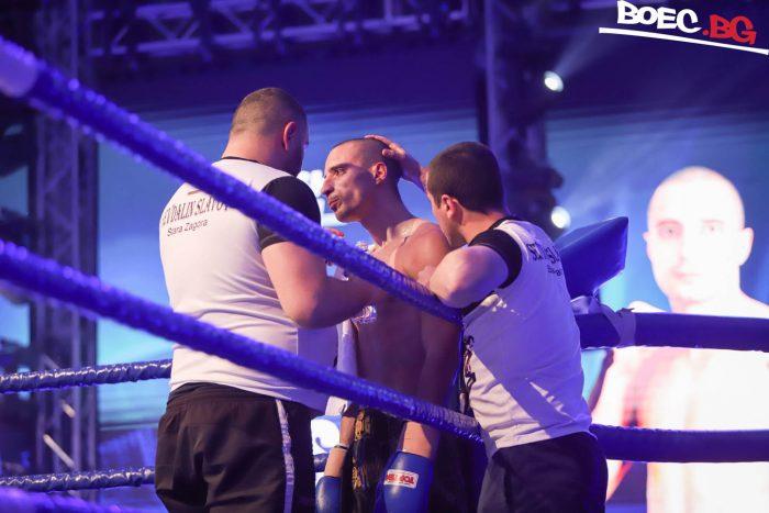 Севдалин Славов срещу гръцки муай тай специалист на Grand Fight Arena 3 (ВИДЕО)