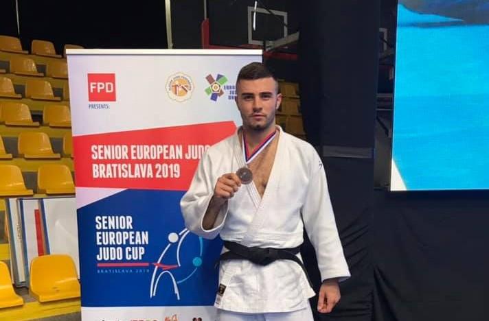 Бронз от Европейска купа по джудо за Борис Георгиев