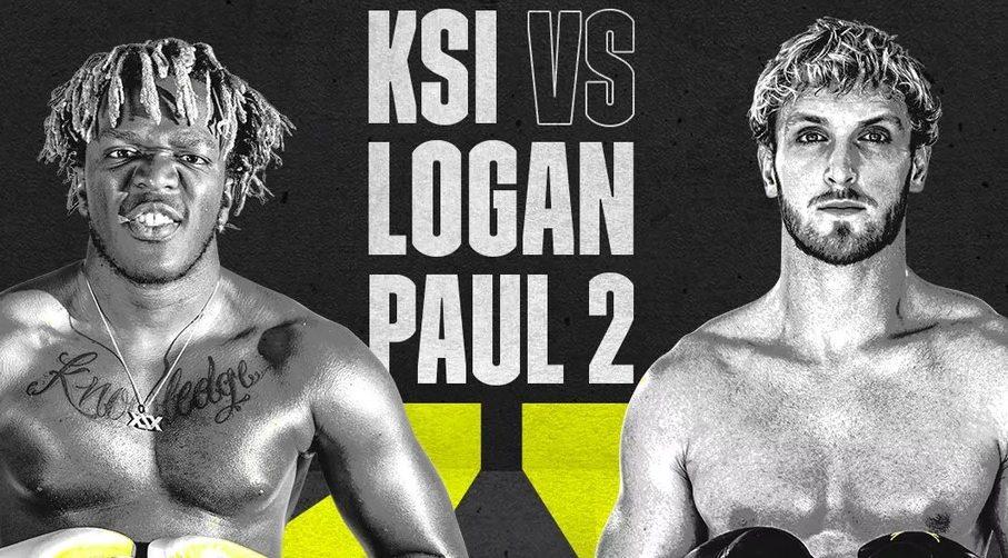 KSI – Логан Пол 2: Мъжка битка или просто игра