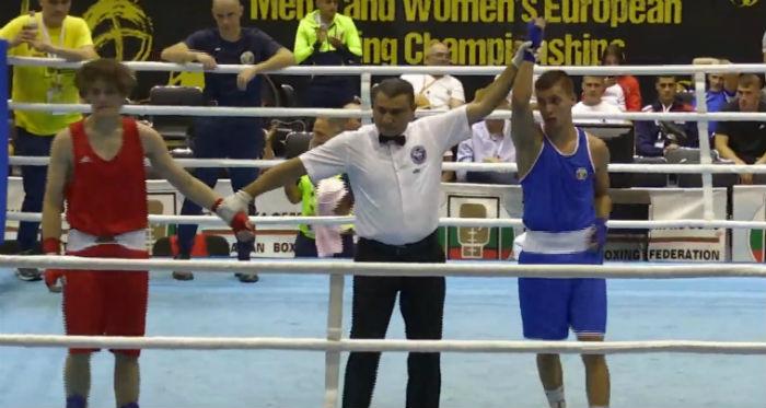 Втора победа за България на Европейското по бокс за младежи