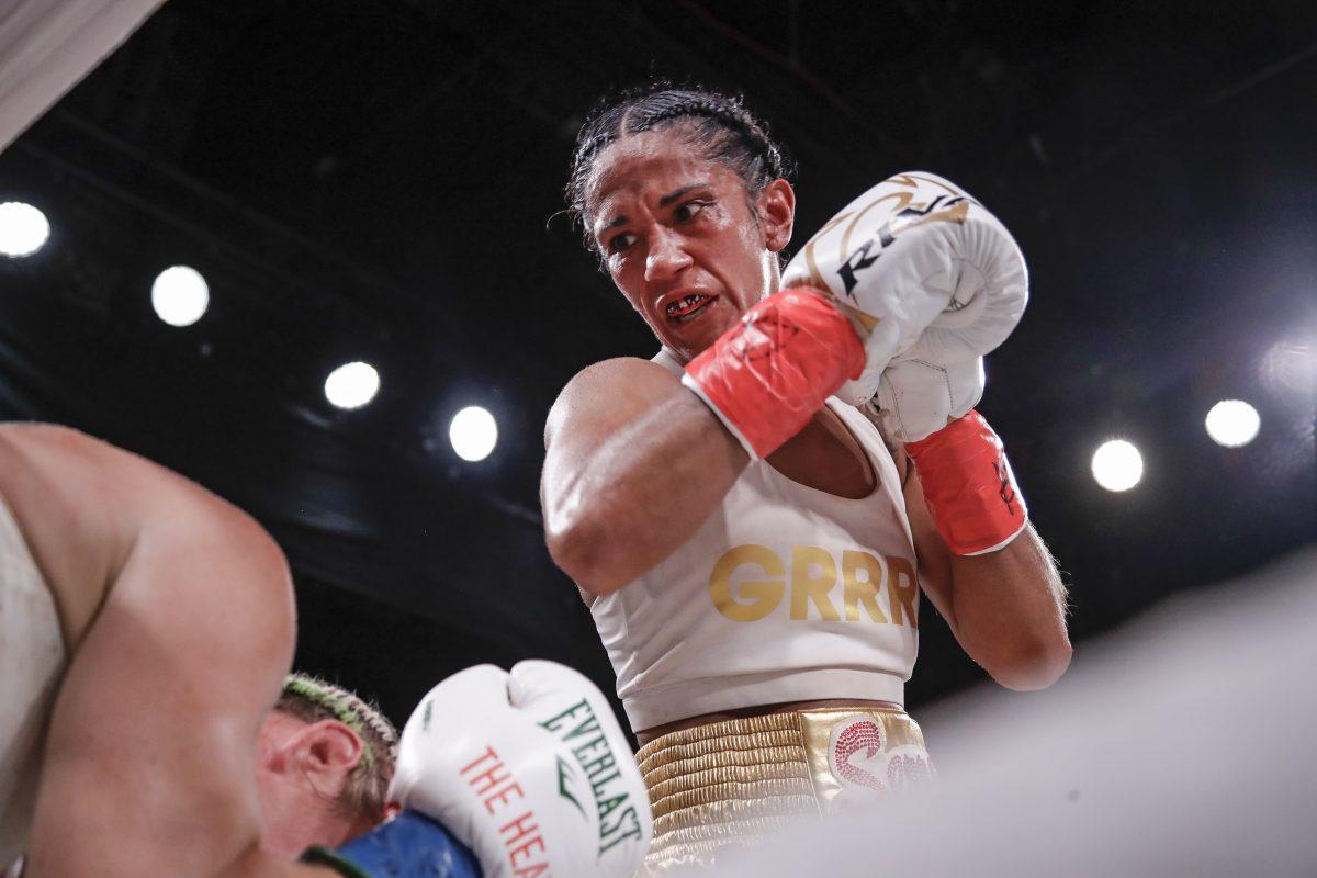 Аманда Серано записа експресна победа в първия рунд