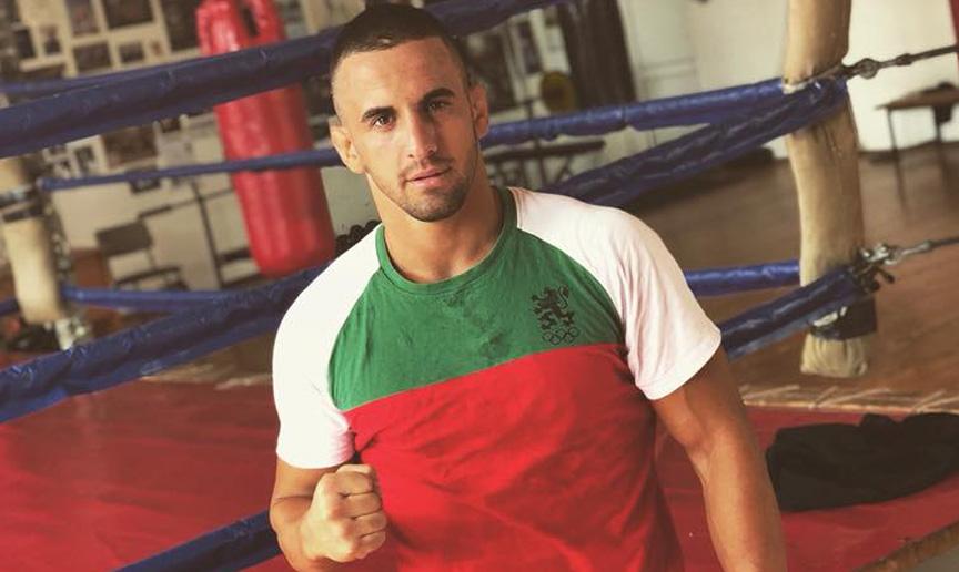 Аржентински боец срещу Валентин Бенишев на Grand Fight Arena 3 (ВИДЕО)
