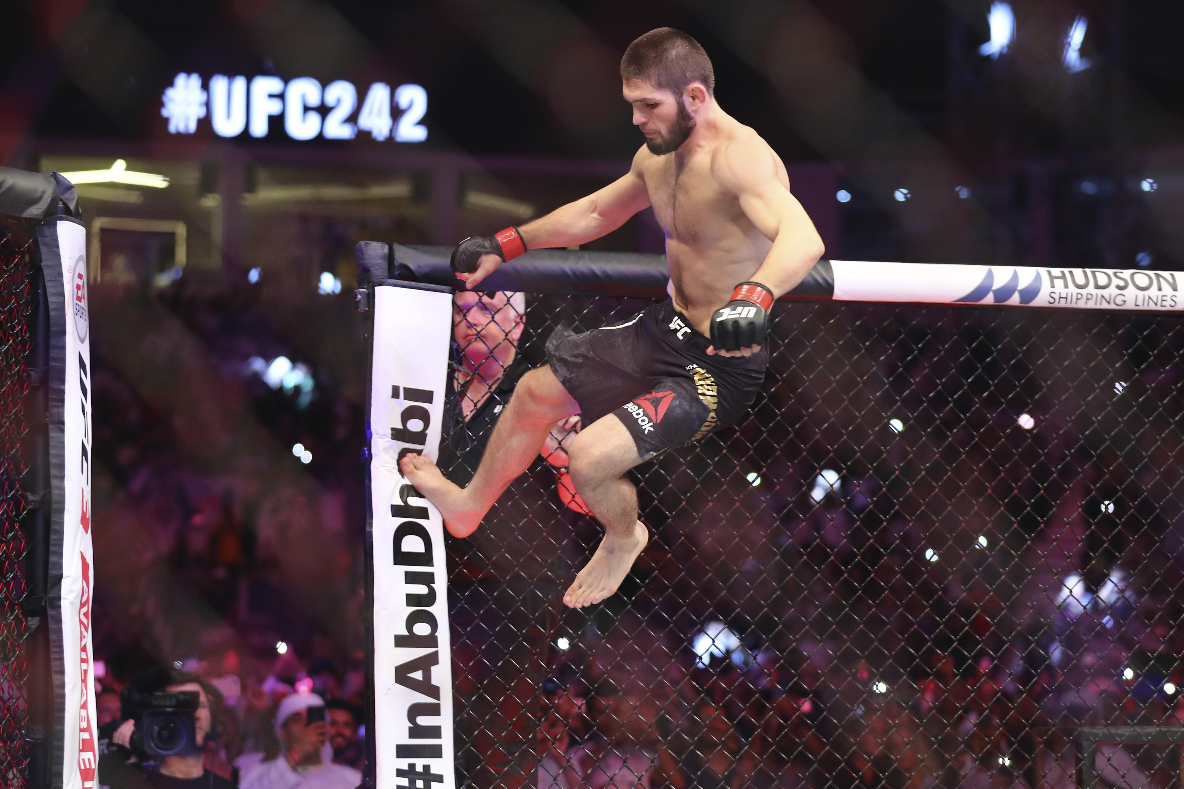 Бивш шампион на UFC: Хабиб е непобедим