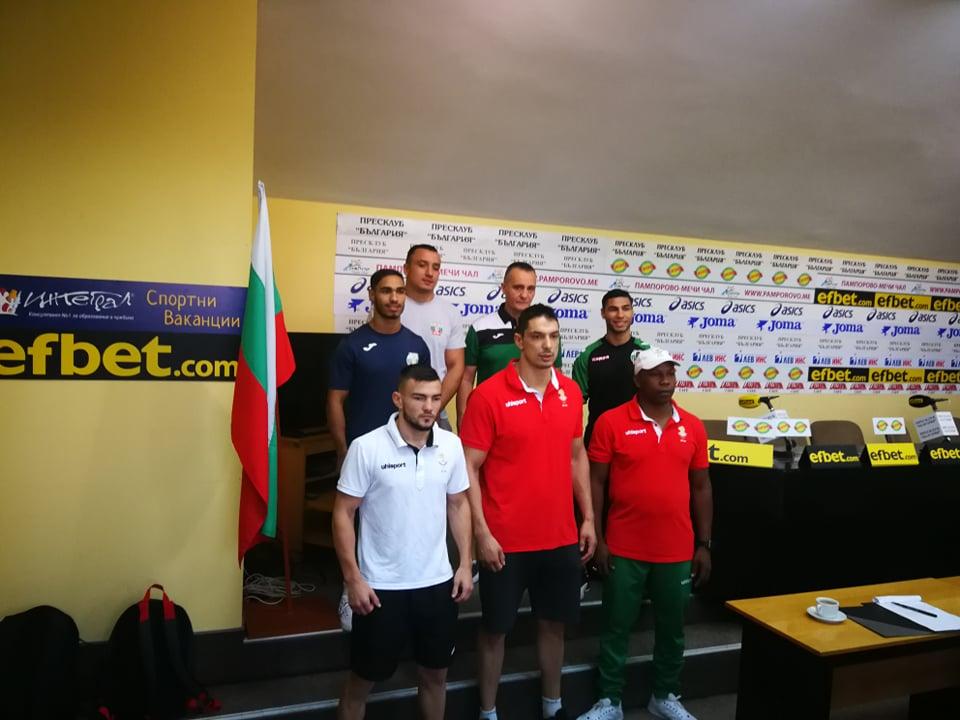 Петима родни боксьори тръгват поне за медал на Световното