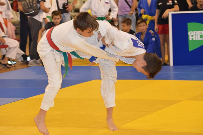 Международен коледен турнир по джудо ще се проведе в Сливен