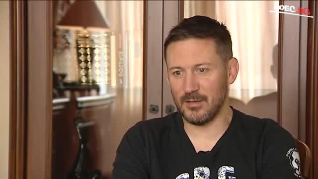 Джон Кавана за Boec.BG: Надявам се да направя Валентинов световен шампион (ВИДЕО)