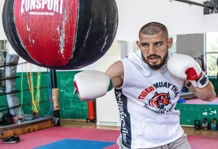 Мариян Димитров с нов опонент на Grand Fight Arena 3