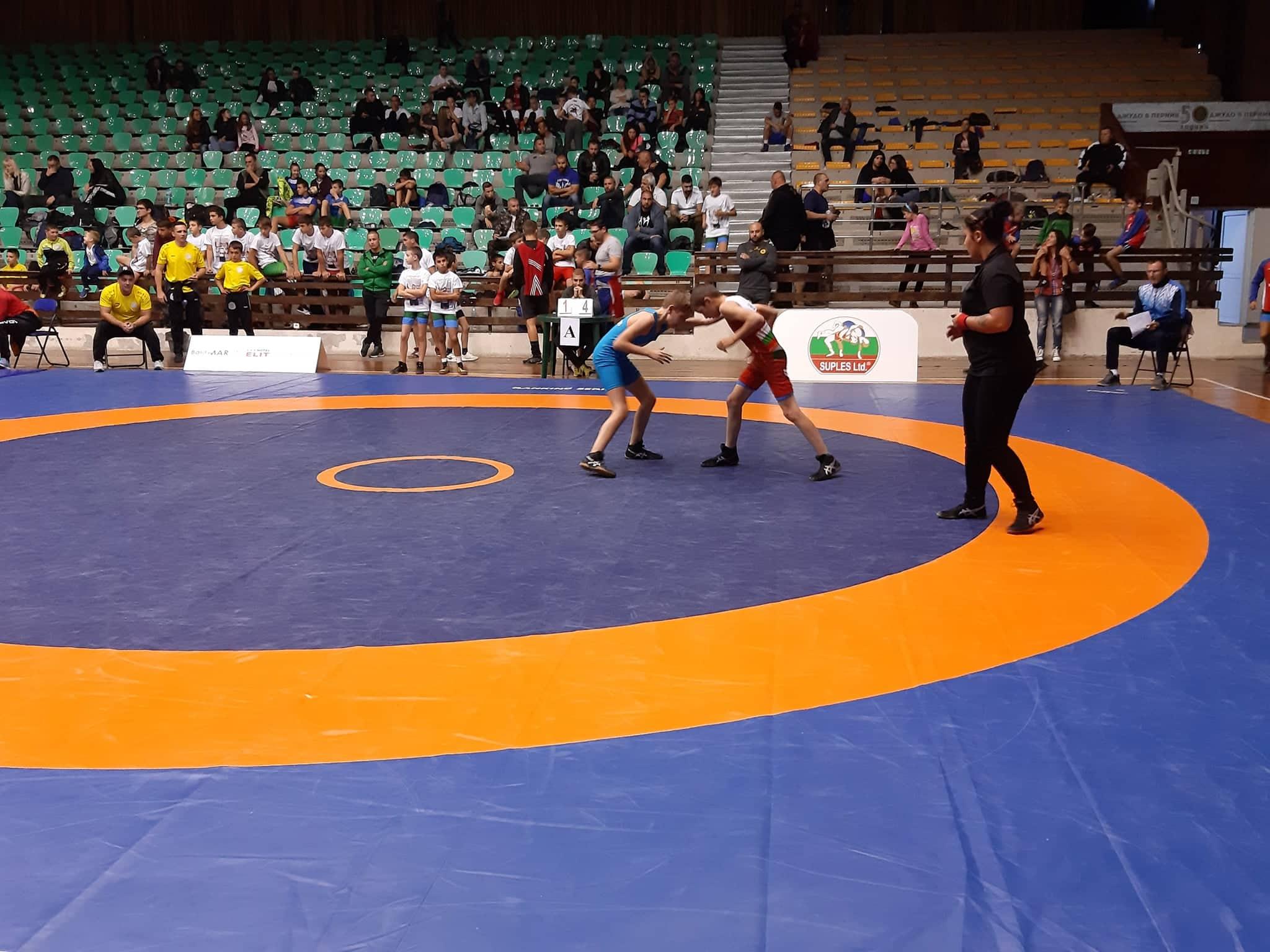 Миньор спечели международния турнир по борба в Перник