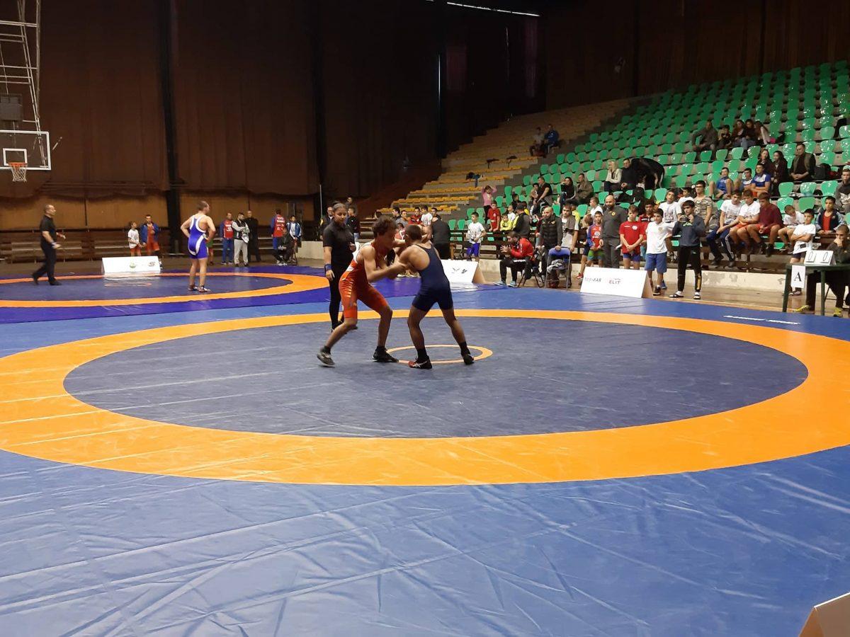 Звездно присъствие на международния турнир по борба в Перник