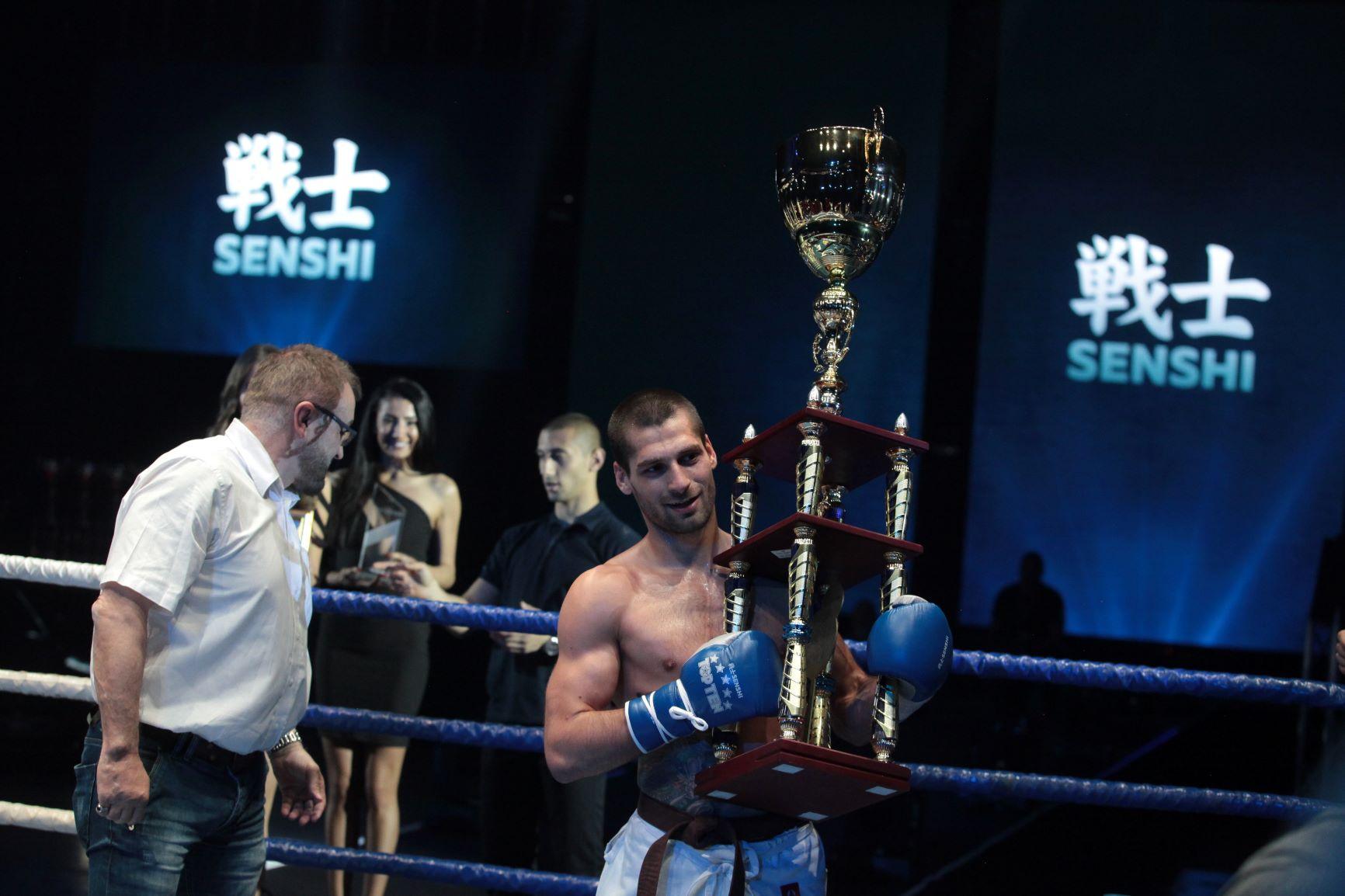 Петър Стойков срещу един от най-титулуваните сръбски бойци на SENSHI