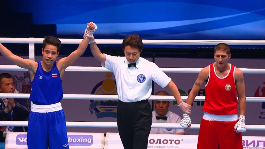 И Севда Асенова не успя в битката за медал на Световното по бокс