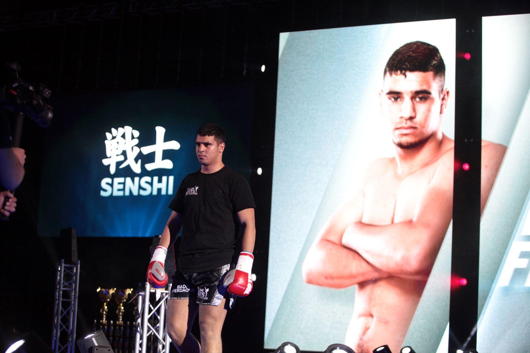 SENSHI изправя шампион от школата на Петер Артс срещу каратист от Беларус