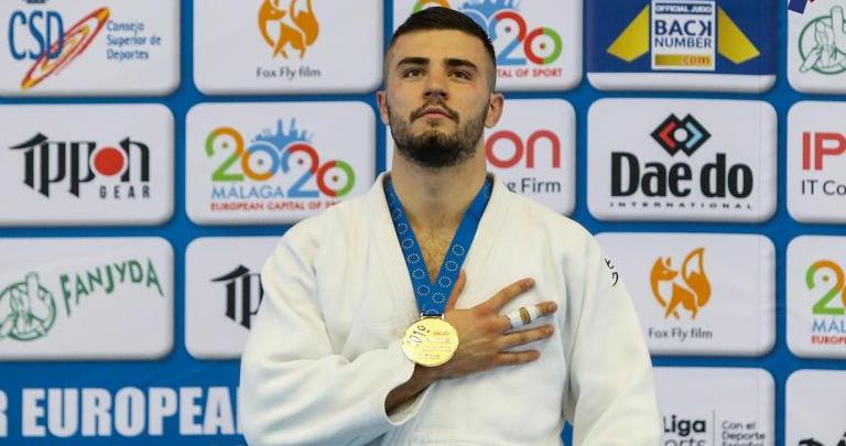 Борис Георгиев първи на Европейската купа по джудо в Малага (СНИМКИ)