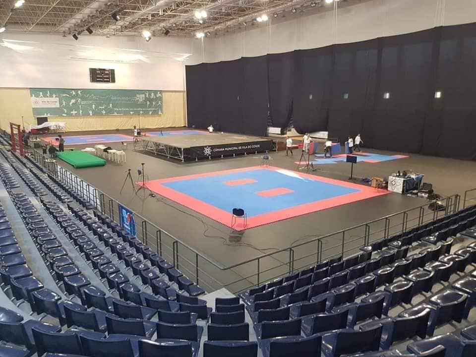 Стартира Европейското първенство по карате киокушин