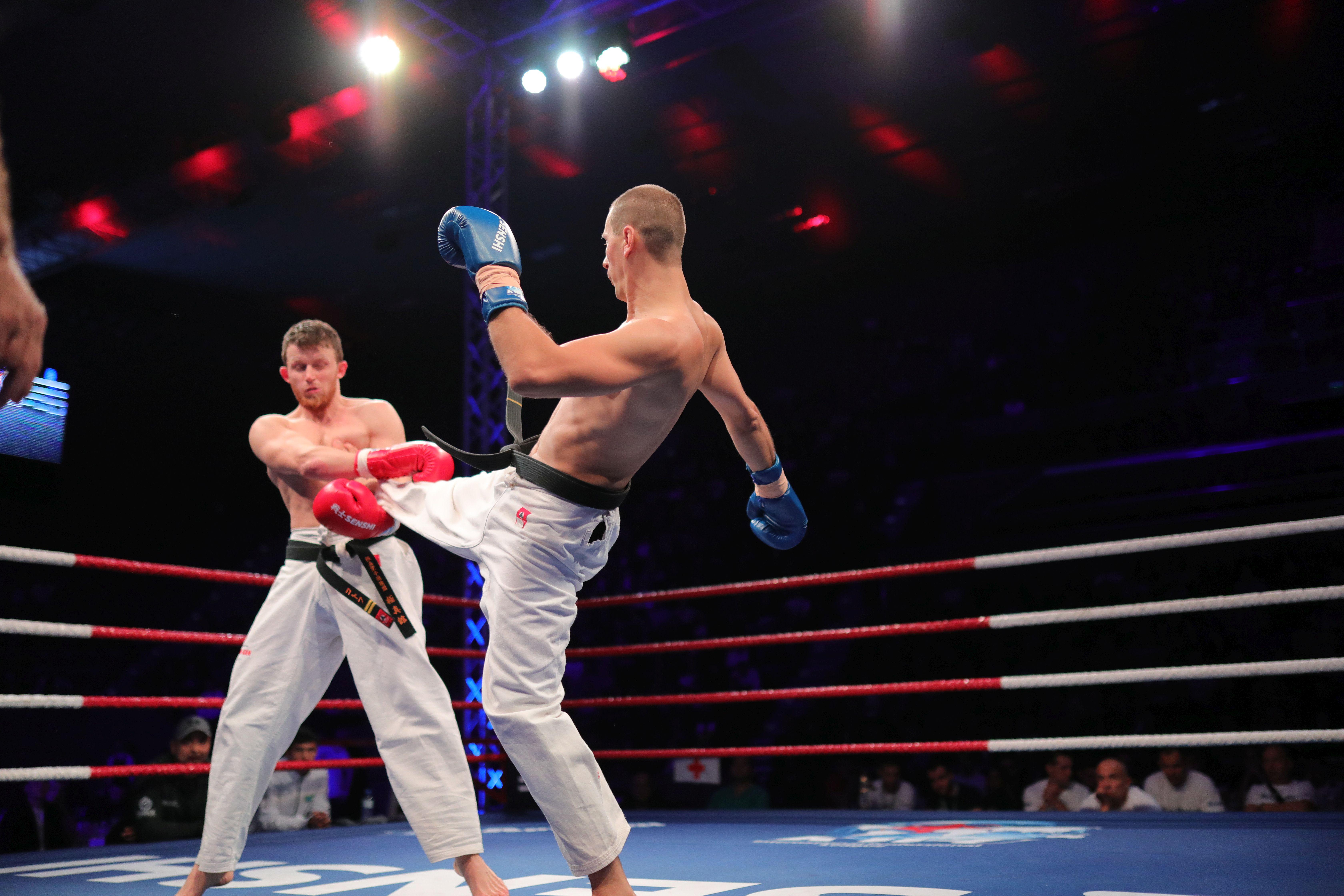 Евстатиев дебютира със загуба на SENSHI