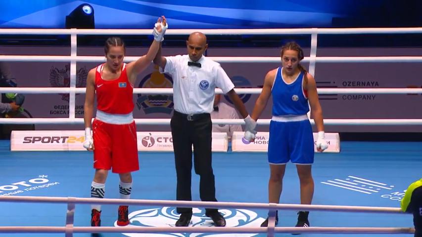 Мелис Йонузова отпадна на 1/4-финалите на Световното по бокс