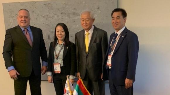България получи подкрепата на Корея в развитието на таекуондо