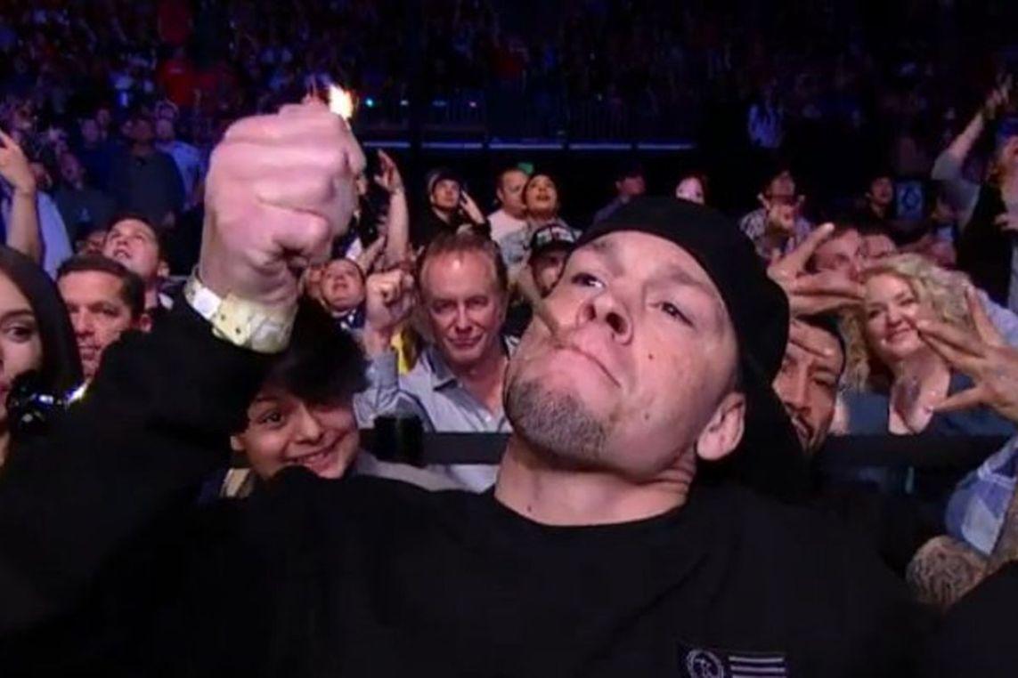 UFC разреши марихуаната