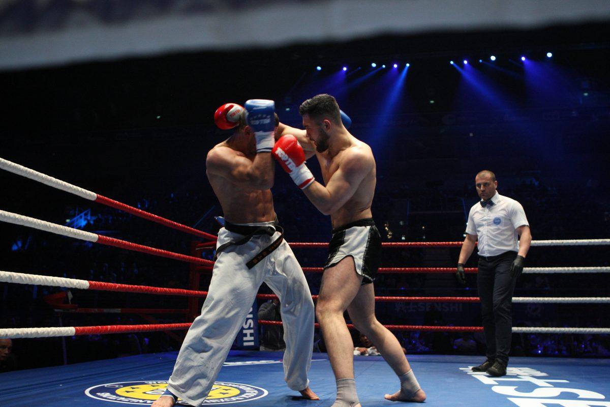 Едуард Алексанян срещу талантлив холандец на SENSHI 4