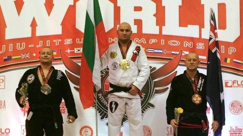 Световният шампион Траян Ташев със семинар в София