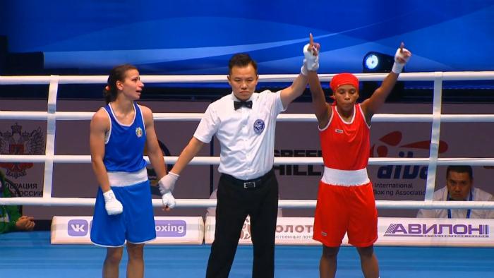 Колумбийка победи Габриела Димитрова на Световното по бокс