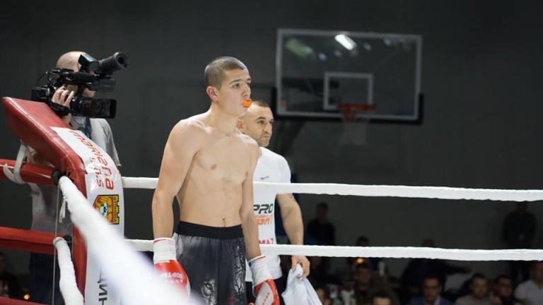 Шампионът Али Юзеир преди SENSHI: Ще бъде зрелище и здрава битка