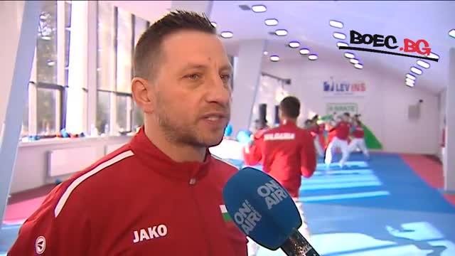 Борислав Иванов: Отиваме за медал в Чили (ВИДЕО)
