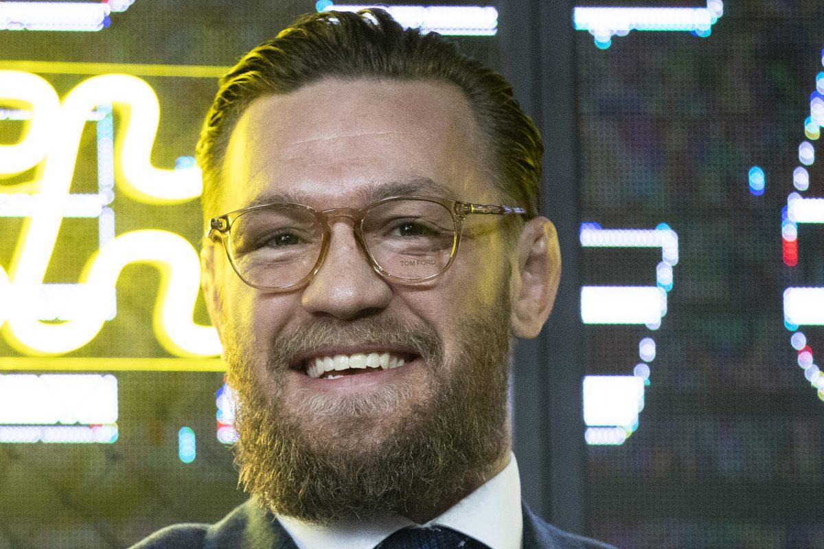 Конър отпразнува Световния ден на брадата