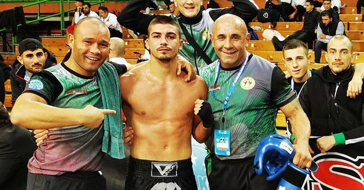 Добри Радев завоюва сребърен медал от Световното по кикбокс