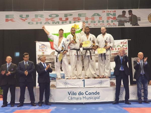 България завърши с 31 медала на Европейското по киокушин (СНИМКИ)