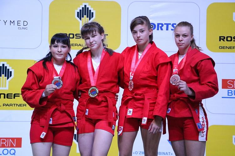 Бронз за България от Световното по самбо за юноши и девойки