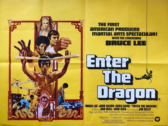 """Битките от филма на Брус Лий – """"Дракона идва"""" (ВИДЕО)"""