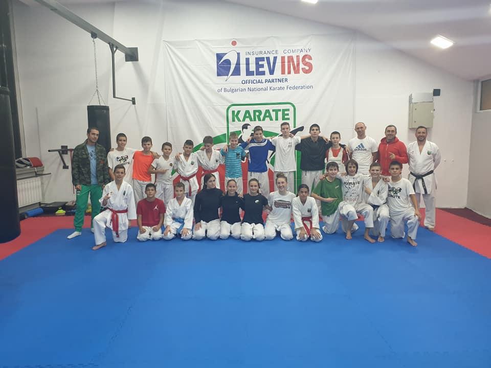 Националите в олимпийското карате ще участват на турнир в Хърватия