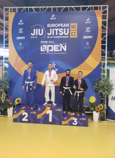 Нови три медала за бойците ни на Рим Оупън